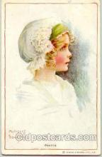 art074001 - Artist Signed Amy Millicent Sowerby (Great Britain) Postcard Post Card