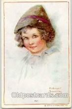 art074002 - Artist Signed Amy Millicent Sowerby (Great Britain) Postcard Post Card