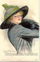 art083008 - Artist Signed Clarence Underwood (USA) Postcard Post Card
