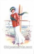art084088 - series 337/1 Artist Lottie Usabel (Italian) Postcard Post Card