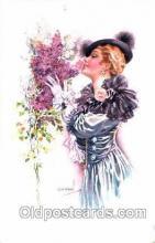 art084107 - series 325/1 Artist Lottie Usabel (Italian) Postcard Post Card