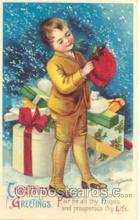 Artist Signed Ellen H. Clapsaddle (USA) Postcard Post Card
