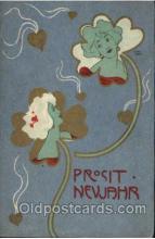 art100014 - Artist Carl Jozsa Postcard Post Card