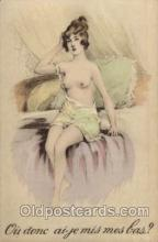 art100126 - Nude Postcard Post Card