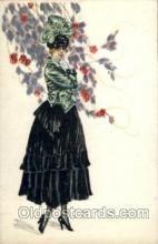 art100292 - Artist Postcard Post Card