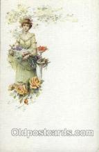 art100334 - Artist Sc. Lyor Postcard Post Card