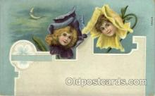 art100379 - Unknown Artist Postcard Post Card