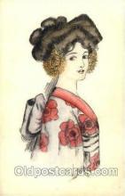 art100438 - Artist Lyons, Postcard Post Card