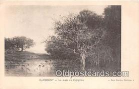 Daubigny, La Mare Au Cigognes