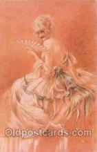 Louis Icart Postcard (Helli)