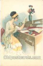 art104007 - Bompard Postcard