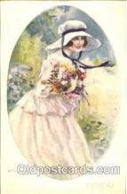 art104065 - Artist Signed Bompard Postcard Post Card
