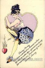 art110019 - A. Wuyts (AUS) Postcard