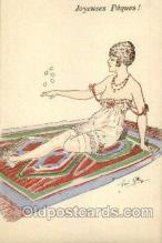 art126010 - Rene Gillis postcard Post Card