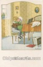 Artist Signed Pauli Ebner Postcard Post Card