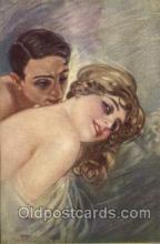 art129020 - Artist Metlokovitz postcard Post Card