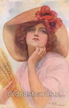 art133003 - Artist Signed Faini (Italy) Postcard Post Card