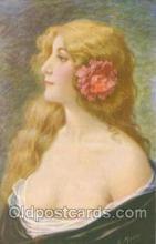 art136013 - Artist Signed E. Meier (Germany) Postcard Post Card