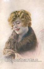 art143003 - Artist Signed Henri Manuel Postcard Post Card