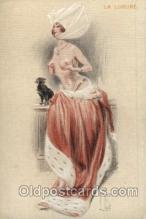 art156013 - Vallet Postcard Post Card