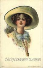 art158005 - R. Ford Harper Postcard Post Card