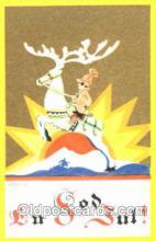 art161013 - Artist Einer Nerman (Sweden) Postcard Post Card