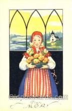 art163012 - Artist Adina Sand (Sweeden) Postcard Post Card