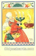 art163015 - Artist Adina Sand (Sweeden) Postcard Post Card