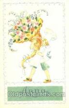 art163020 - Artist Adina Sand (Sweeden) Postcard Post Card