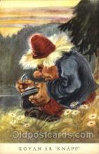 art166004 - Artist Signed Geerd Postcard Post Card