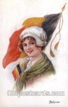 art179007 - Belgium,   Artist Ethal C. Brisley (United Kingdom Artist) Postcard Post Card