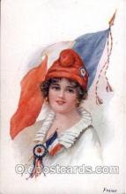 art179011 - France,  Artist Ethal C. Brisley (United Kingdom Artist) Postcard Post Card