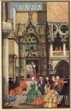art181002 - Barocco Veneziano Artist Bertani Postcard Post Card