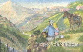 art184004 - Artist L.H.