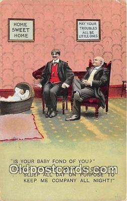 Your Baby Fond of You