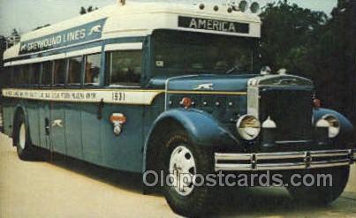 Greyhound Bus USA