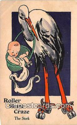 Roller Skate Craze The Stork