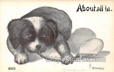 bbb001080 - Artist Cavally  Postcard Post Card