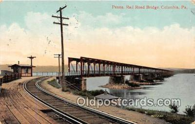 Penna Rail Road Bridge