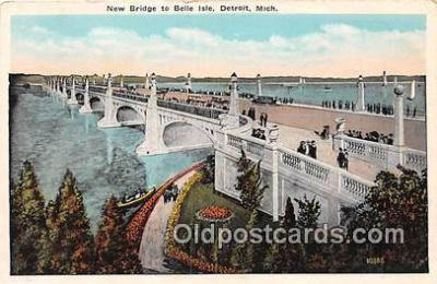 New Bridge to Belle Isle