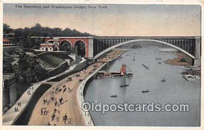 Speedway & Washington Bridge