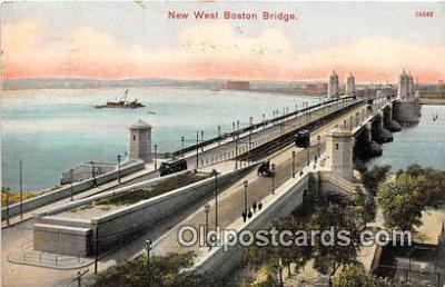 New West Boston Bridge