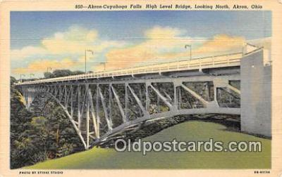 Akron Cuyahoga Falls High Level Bridge
