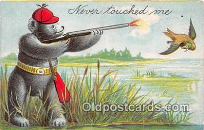 ber002142 - Artist Ottoman Postcard Post Card