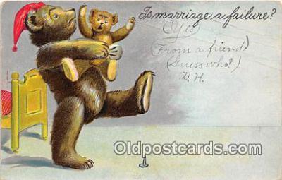 ber002143 - Artist Ottoman Postcard Post Card