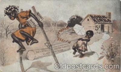bla001327 - Korn Kinks Black, Blacks Postcard Post Card