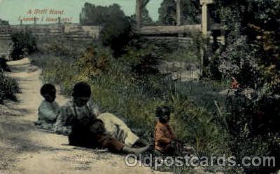 bla001556 - Black, Blacks Post Card Post Card