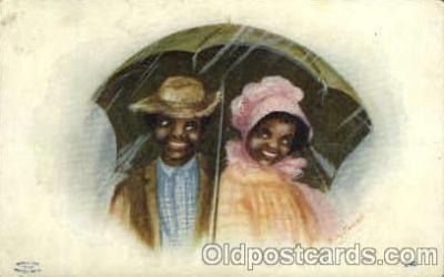 bla001619 - Artist Mary Ferrel Black, Blacks Postcard Post Card
