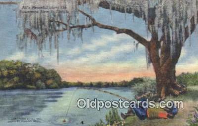 bla050188 - Old Vintage Antique Postcard Post Card