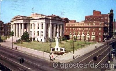 bnk001003 - The First National Bank of Louisville Kentucky, USA Postcard Post Card